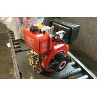 Buy High Efficient Single Cylinder Air Cooled Diesel Engine For Boats /  Water Pumping at wholesale prices