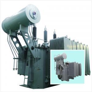 35kV - 20000 KVA Power Distribution Transformer Double Column Power Transformer Safety