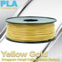 Quality Stable  Performance 1.75mm PLA 3D Printer Filament Temperature 200°C  - 250°C for sale