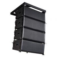Dual 10 Line Array Speakers Stage Sound System 700W Professional Audio Systems For Outdoors for sale