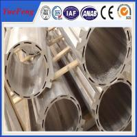 Quality extruded aluminium track profile for industrial factory,mill finished aluminium extrusion for sale