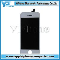 Quality Original LCD Screen Digitizer For iphone 5s Assembly Replacement for sale