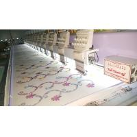 Buy cheap Tai Sang Embro Vista Model 915(9 needles 15 heads flat embroidery machine) from wholesalers