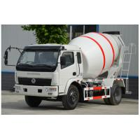 Quality Mailand Brand Used Concrete Mixer Trucks Eight Percent New With Air Conditioner for sale