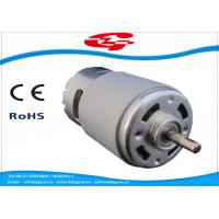 Quality Brushed High Torque Permanent Magnet DC Motor For Electrical Equipment for sale