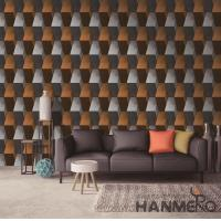 Quality Interior Room Decor 3D Home Wallpaper PVC Wall Covering Popular Modern Style for sale