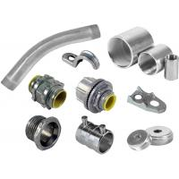 Quality Professional Custom EMT Electrical Conduit Fittings Aluminum Alloy For Engines for sale
