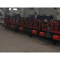 Quality High Strength Steel Plate C Z Purlin Roll Forming Machine Auto Changeable for sale