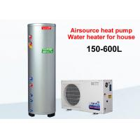 Quality Intelligent Controller All In One Heat Pump Water Heater Low Noise Fan for sale
