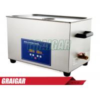 Quality 40KHz 600W PS-80A Digital Heater & Timer Ultrasonic Cleaner 22L for Electronic Components for sale