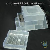 Quality BO (27) large fog acrylic boxes for sale