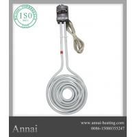 Quality ANNAI Corrosion-proof PTFE tube water immersion heating element teflo heater for sale