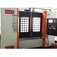 Cast Iron High Rigid Base Horizontal CNC Machine , High Speed Machining Center