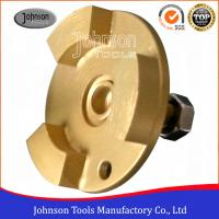 China SGS 70mm Diamond Concrete Grinding Wheel For Grinding Plate for sale