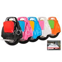 Quality foldable Stand Up Gyroscopic Electric Unicycle , solo wheel Electric Unicycle for sale