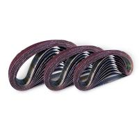 Quality Power 40 Grit Sanding Belts  2 X 27 For Woodworking Metal Polishing General for sale