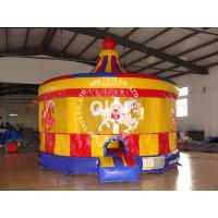 Quality Carousel Inflatable Bouncy Castle for sale