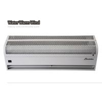 China Hot Water Industrial Heating Air Curtain , Water source Air Curtain Cooler on sale