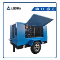 Buy LGCY-12/10 Kaishan air compressor/Portable diesel screw air compressor at wholesale prices