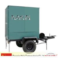 China Tailer Type Insulating Oil Purifier for sale