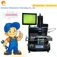 Quality Automatic bga machine supplier WDS-650 with competitIve price infrared machine for laptop gpu vga chips repair for sale