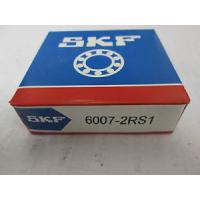 Lubrication Grease Deep Groove Ball Bearing 6007-2RS1 Rubber Seals Both Sides