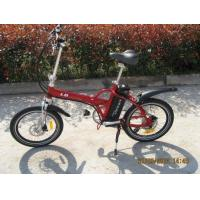 Quality Electric Folding Bike for sale