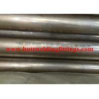 Quality ASME  SB111 , SB171 C70600 Copper Nickel Tube TUV / DNV / BIS / API / PED for sale