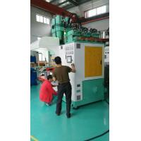 Quality 3000 KN Vertical Silicone Rubber Injection Molding Machine 3000cc Volume for sale
