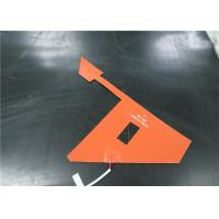 Buy High Thermal Efficiency Electric Silicone Rubber Heater OEM / ODM Available at wholesale prices
