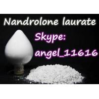Quality Muscle Building Nandrolone Steroid Laurate White Powder CAS No. 26490-31-3 for sale