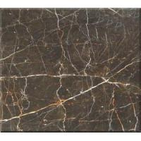 Marble Tile-Gold Inlaid with Jade for sale