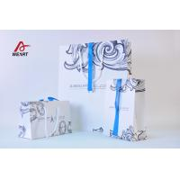 Quality Matt lamination Art Custom Printed Paper Bags , Shopping packaging gift bags for sale