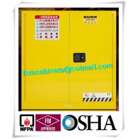 Quality Industrial Safety Storage Chemical Storage Cabinets for Flammable Liquid for sale
