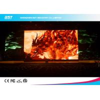 Quality 1/8 scan P5mm SMD indoor  Commercial Advertising led display screen / Vedio / Picture for sale
