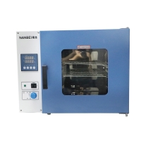 Quality Lab Tabletop Blast 300C 870w Hot Air Drying Oven for sale