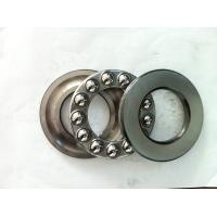 Quality Single Direction Thrust Ball Bearing 51205 Stainless Steel Axial Thrust Bearing for sale
