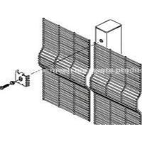 Buy cheap Heavy Duty Anti Climb Security Fencing , 358 Welded Mesh Galvanized Wire Panels from wholesalers