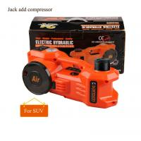 Quality ce certificate  Electric Hydraulic Jack with powered from the cigarette lighter for sale