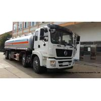 China KINLAND Mobile Refueling Oil Tanker Truck , 3 Ton Gasoline Delivery Truck on sale