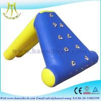 Quality Hansel HOT Funny large inflatable water floats,inflatable water park for sale for sale