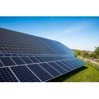 Quality HDG Solar Bracket System Used For Photovoltaic Solar Power Plant for sale