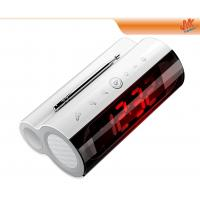 Buy Radio control 24hr / 12hr natural sounds alarm Electronic Calendar Clock With at wholesale prices