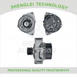 Quality Mercedes Benz Sprinter Bosch Alternator , OEM Integral Mercedes Auto Parts for sale