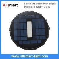 Quality Solar Underwater Lights for Swimming Pool Solar Underwater Spotlights Wall Mounted Solar Ponds Lights Solar Pool Lights for sale