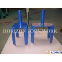 Quality Q235 Steel Scaffolding Fork Head Painting / Galvanized Finishing for sale