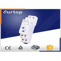 Quality 600W Rated Voltage Staircase Timer Switch , CE Din Rail Digital Timer Switch for sale