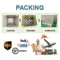 Buy Silver Partial Security Printing Paper Material Water Based Sensitive Adhesive at wholesale prices