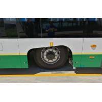 Buy Durable Low Floor Buses high capcity standard 14 seats diesel engine at wholesale prices