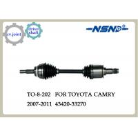 China 43420-33270 Cv Joint Axle Shaft Assembly Auto Front Wheel Drive Shaft on sale